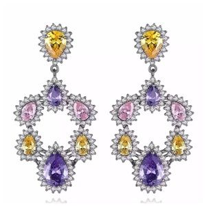 Jewelry - Swarovski Crystals The Carys  Earrings  S23